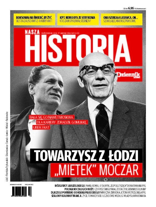 Nasza Historia Dziennika Łódzkiego już październiku