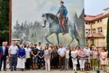 W Dubiecku powstał mural Szymona Mohorta z poematu Wincentego Pola [ZDJĘCIA]