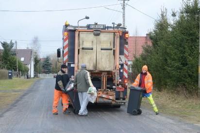 Harmonogram odbioru odpadów dla gminy Nekla. Pierwsza połowa 2019 roku