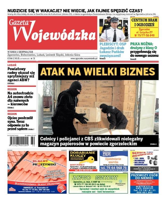Gazeta Wojewódzka 05.08-11.08