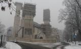 Mały Asyż po 12. sezonie budowania. Na jakim etapie jest franciszkański kościół w Tychach? ZDJĘCIA