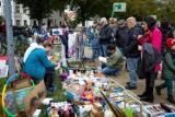 Tłumy szczecinian w poszukiwaniu skarbów na Pchlim Targu na Pogodnie
