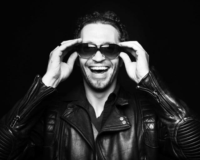 Maciej Szupica, muzyk, twórca multimedialny.