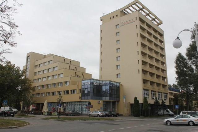 Sanatorium Energetyk w Inowrocławiu