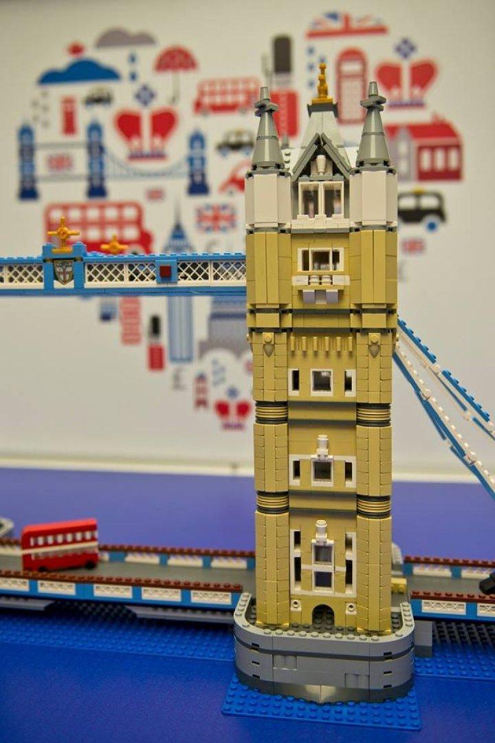 Pierwsza W Bydgoszczy Wystawa Konstrukcji Z Klocków Lego