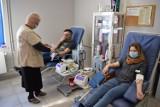 WOŚP Radomsko 2021: Akcja honorowego krwiodawstwa w ramach Finału WOŚP