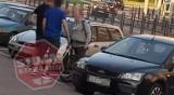 37-latek ze Stargardu wymachiwał na ulicach tasakiem. Został zatrzymany. Stargardzka policja szuka świadków