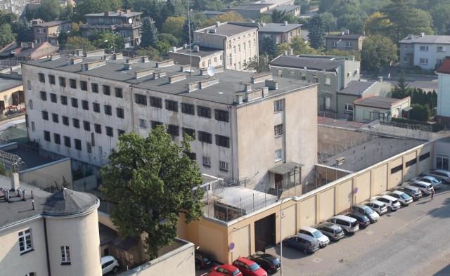 W Areszcie Śledczym w Ostrowie Wielkopolskim zmarł jeden z osadzonych