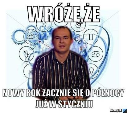 Sylwester - zobacz najlepsze memy i demotywatory o tym, jak Polacy zamierzają sie bawić