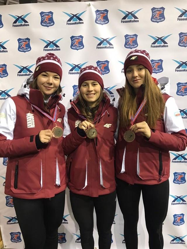 Cztery medale juniorów i młodzieżowców w Pucharze Świata w Norwegii