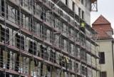 Budowa hotelu Mercure Katowice City Center przy ulicy Młyńskiej idzie pełną parą. Kiedy finał?
