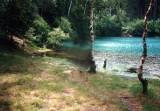 Kolorowe jeziorka na liście cudów Polski