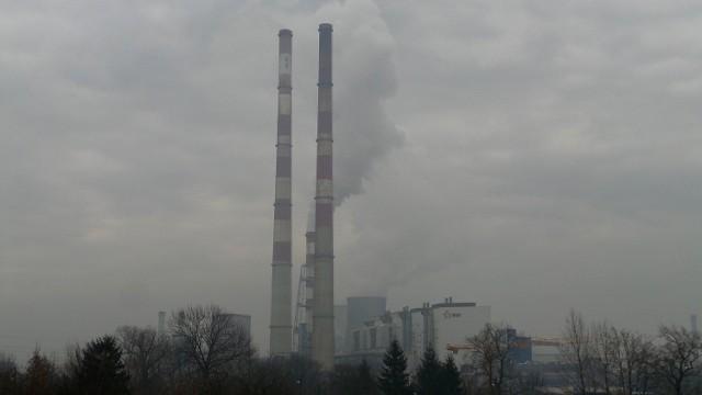 Smog zawisł nad Małopolską