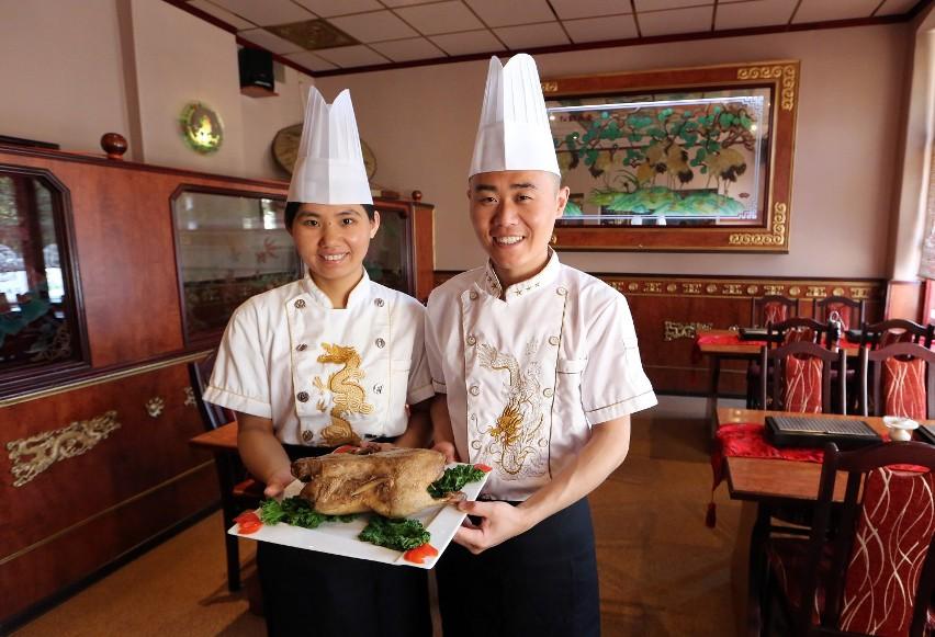 Mm Trendy Kuchnia Restauracja Jin Du Złote Miasto Smaku