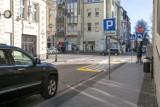 Straż Miejska kontroluje parkowanie na ul. Cieszkowskiego w Bydgoszczy. Są rezultaty
