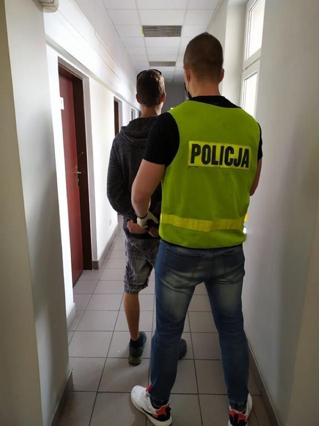 Policjanci z Gubina we współpracy z policją w Niemczech zatrzymali złodzieja, który kradł zarówno po polskiej jak i niemieckiej stronie.
