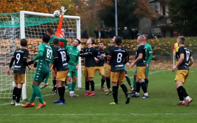 Derby w IV lidze
