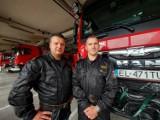 Łódzcy strażacy, którzy gasili pożary w Grecji: To był krajobraz księżycowy!