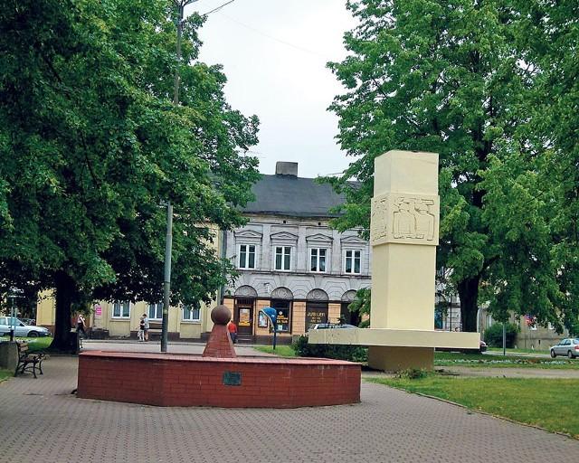 Pomnik papieża-Polaka stanie obok monumentu poświęconego Bohaterom Walk 1935-45.