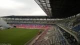 Arena Zabrze: nowy stadion w Zabrzu na ostatniej prostej [ZDJĘCIA Z BUDOWY]