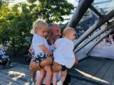 Piechur z Zaborza pokonał 500 km w Beskidach dla chorych dzieci