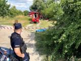 Nie żyje 49-latek z podopolskiej Dąbrowy poszukiwany od soboty. Jego ciało wyłowiono z kamionki Silesia w Opolu