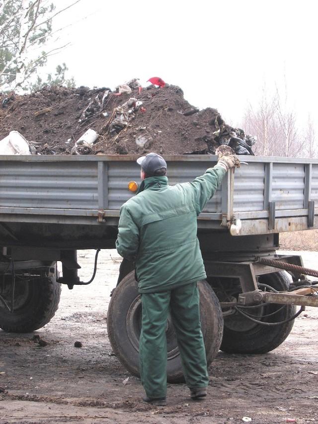 Wysypisko we wsi Kocierzowy, w gm. Gomunice, zostało zlikwidowane już w ubiegłym roku