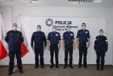 Mazur, Panglisz, Zeszot - wyżej w szeregach pilskiej policji