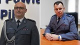 Mariusz Wiśniewski nowym zastępcą komendanta wojewódzkiego. Nowym szefem pilskiej policji Marcin Kowalski