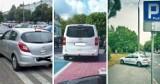 """Kujawsko-Pomorskie: Zobacz zdjęcia """"mistrzów parkowania"""" z regionu! Nie uwierzysz gdzie można zostawić samochód!"""