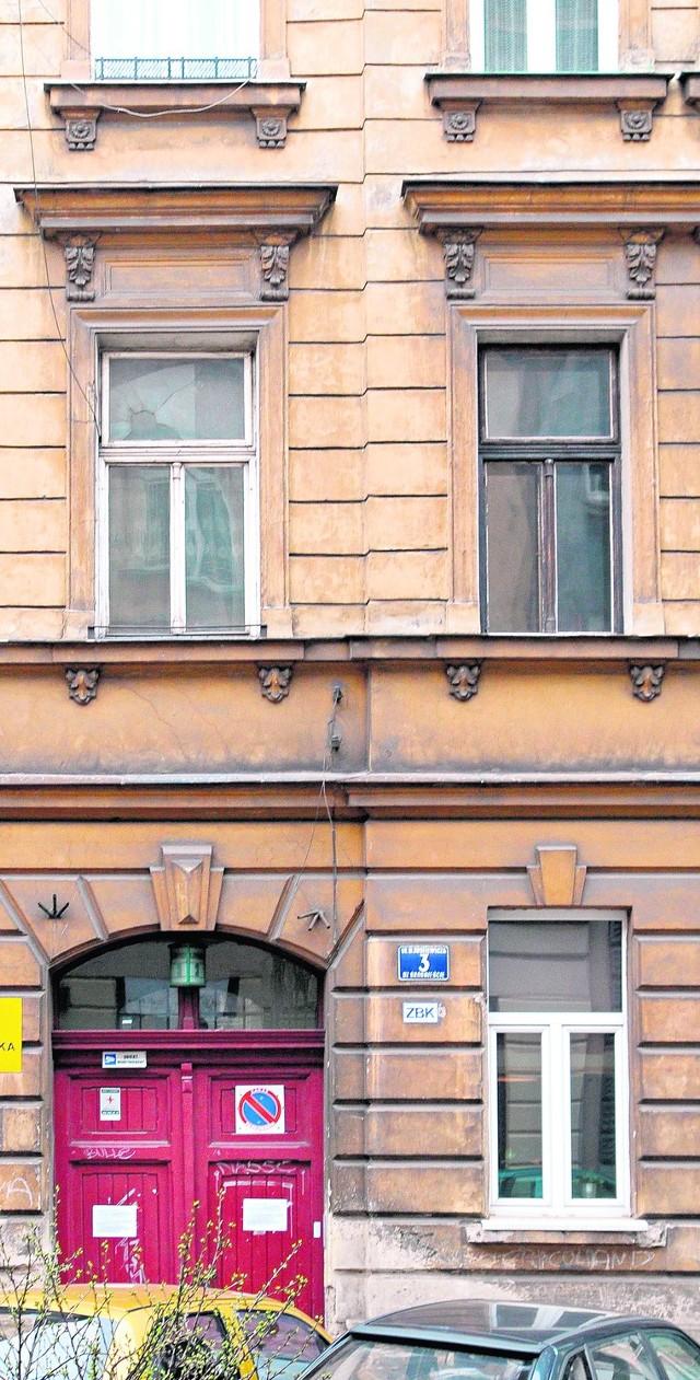 Kamienica  przy ul. Berka Joselewicza 3