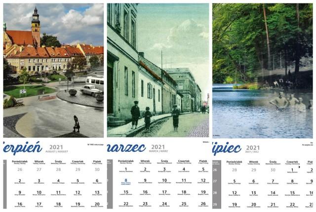Archiwalne fotografie pochodzą ze zbiorów Muzeum w Wodzisławiu Śl. Współczesne zdjęcia wykonali: Grzegorz Matla i Marcin Giba