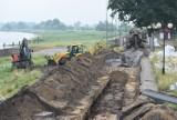 Dalej czekamy na budowę mostu tymczasowego w Krośnie Odrzańskim. Czemu roboty jeszcze nie ruszyły? Pytamy w Wodach Polskich