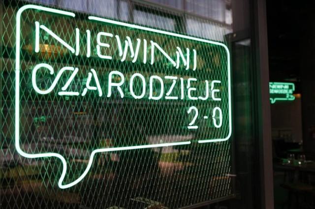 Tak wygląda restauracja Niewinni Czarodzieje 2.0 w Warszawie