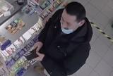 Ukradł plecak z portfelem na Wyspie Młyńskiej w Bydgoszczy. Poszukuje go policja [wideo]