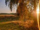 Zachód słońca w powiecie kościerskim [ZDJĘCIA]. Kościerzyna, Nowe Polaszki, Wdzydze, Stara Kiszewa