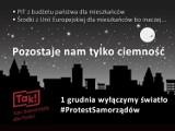 Rynek w Chorzowie i ratusz pogrążą się w ciemnościach. 1 grudnia Chorzów wyłączy latarnie. To znak protestu samorządów