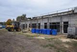 Powiat ostrowski: Budowa pierwszego gminnego żłobka przebiega bez zakłóceń