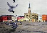 """Młodzi twórcy nagrodzeni! Rozstrzygnięto Ogólnopolski Konkurs Plastyczny """"Dobra kultury UNESCO – Architektura w Polsce""""–Zamość 2020[ZDJĘCIA]"""