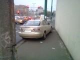 Tak się parkuje w Poznaniu. Przykład z ul. Garbary [zdjęcia]