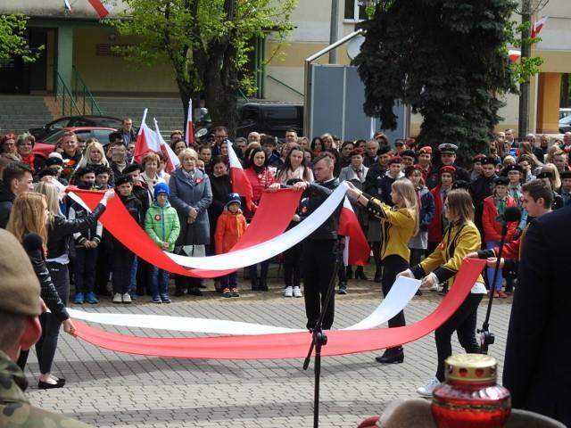 Obchody święta Konstytucji 3 Maja w Bielsku Podlaskim
