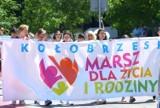 Tato - bądź, prowadź, chroń! Kołobrzeski Marsz dla Życia i Rodziny w niedzielę