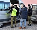Nielegalny imigrant z Iranu zatrzymany na przejściu granicznym w Hrebennem