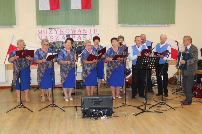 KOBYLIN: Festiwal pieśni ludowej, biesiadnej i patriotycznej w Kuklinowie [ZDJĘCIA]