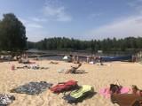 Plaża w Nowogrodzie Bobrzańskim! Jest piękna i blisko Żagania! Powstała ze wsparciem środków unijnych