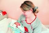 Bytomska porodówka 1 stycznia: Oto pierwszy mieszkaniec Bytomia w 2012 roku!