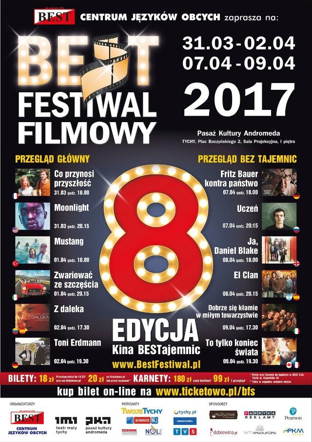 VIII Best Festiwal Filmowy w Tychach