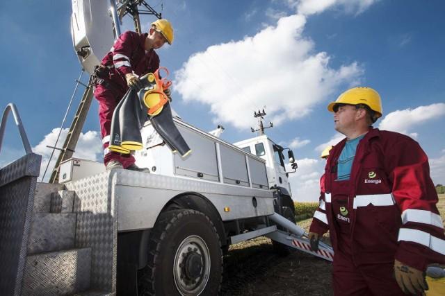 Wyłączenia prądu w Kaliszu i powiecie kaliskim