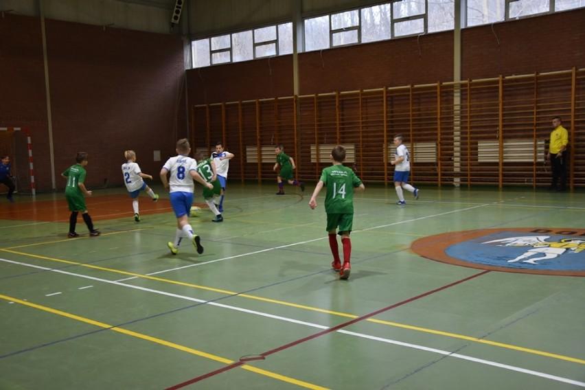 Turniej Halowej Piłki Nożnej z okazji 75. rocznicy...