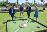 W Staszowie powstała strefa aktywności. Są kręgle, minigolf i wiele innych atrakcji (ZDJĘCIA)